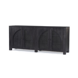 Tilda Sideboard- Black Wash