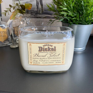 Recycled Dickel Barrel Select Whiskey Candle