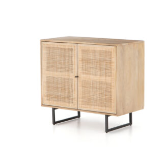 Carmel Small Cabinet- Natural Mango