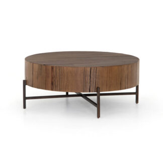 Tinsley Coffee Table- Natural Brown