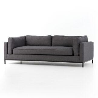 Gramercy Bennett Charcoal Sofa