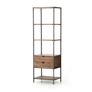 Trey Bookshelf- Auburn Poplar