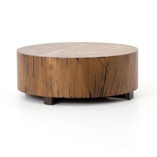 Hudson Coffee Table- Natural Yukas