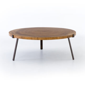 Exeter Wood Coffee Table
