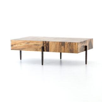 Indra Coffee Table- Spalted Primavera