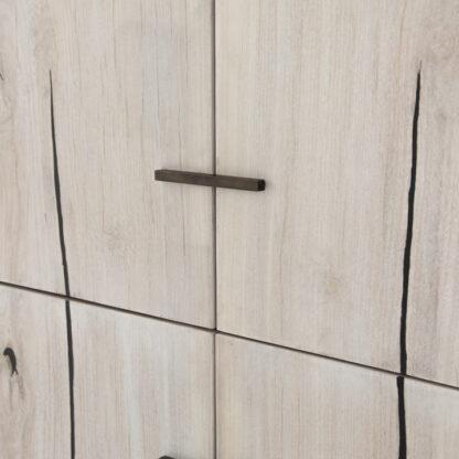Cuzco Cabinet- Bleached Yucas