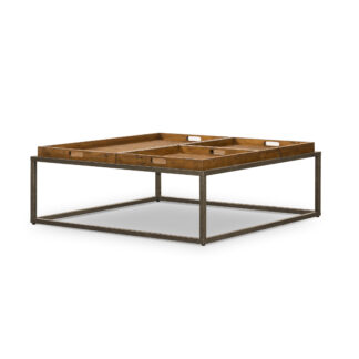 Alegro Large Tray Top Coffee Table