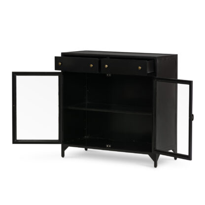 Shadow Box Small Metal Cabinet