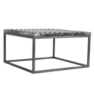 Ironsides Metal Side Table