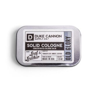 Duke Cannon Solid Cologne- Old Glory