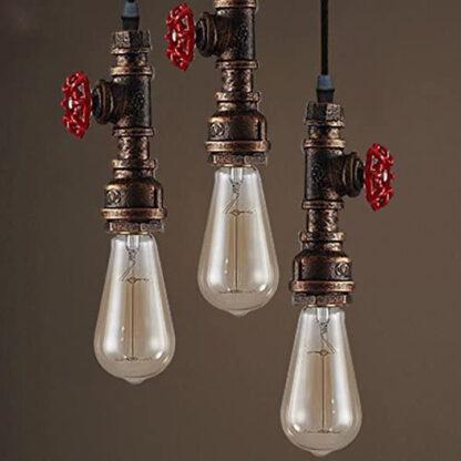 Hudson Industrial Pipe Light