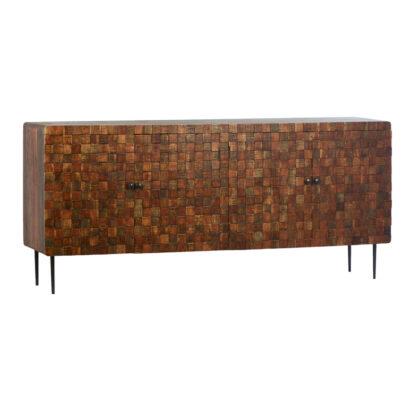 Ortega Reclaimed Wood Sideboard