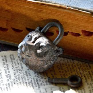 Small Bear Lock