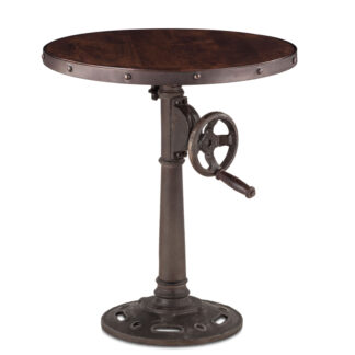 "Foundry 24"" Adjustable Side Table"