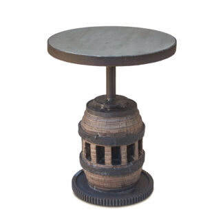 "Bangalor 16"" Adjustable Side Table"
