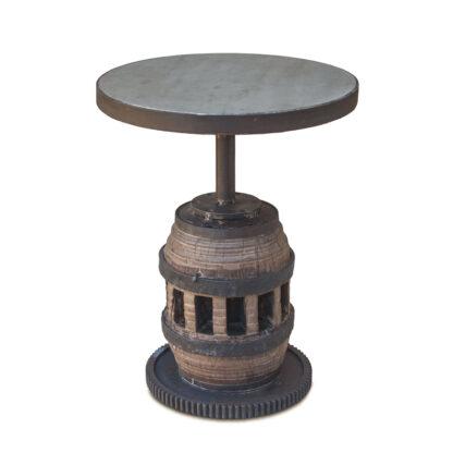"Bangalor 16"" Adjustable Side Table"