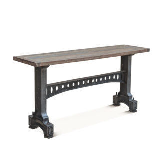 Foundry Reclaimed Wood Console Table