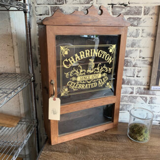 Vintage Charrington Ales Shop Cabinet