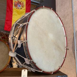 Vintage Large Jodhpur Drum