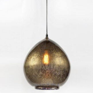 Mercury Hand Blown Pendant Light