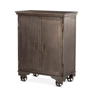 Argos Metal Bar Cabinet