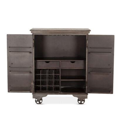 Argos Metal Bar Cabinet