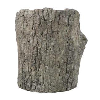 Faux Bois Planter- Medium