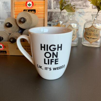 High On Life Coffee Mug
