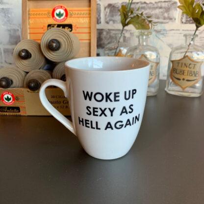 Morning, Sexy Coffee Mug