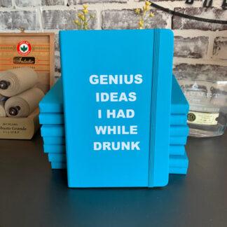 Journal- Genius Ideas