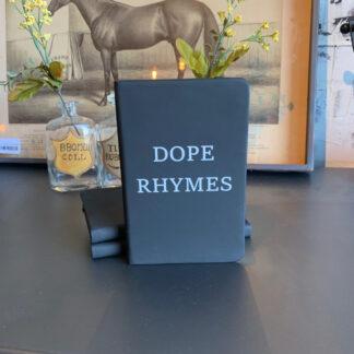Journal- Dope Rhymes