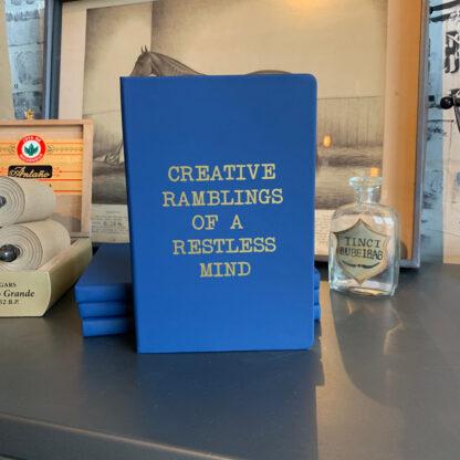 Journal- Creative Ramblings