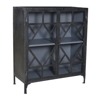 Dominguez Small Metal Sideboard