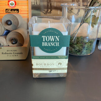 Recycled Town Branch Single Barrel Bourbon Candle