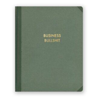 Business Bullshit Journal- Medium
