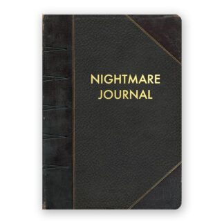 Nightmare Journal- Medium