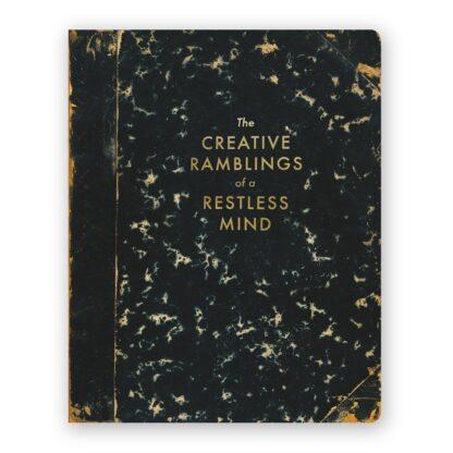 Creative Ramblings of a Restless Mind Journal- Medium