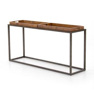 Alegro 2 Tray Console Table