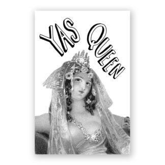 Yas Queen Magnet