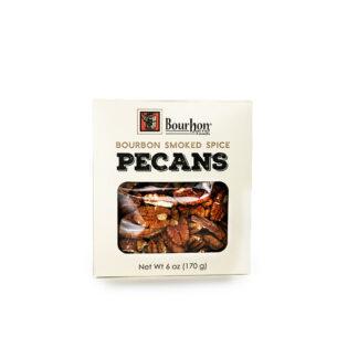 Bourbon Smoked Pecans