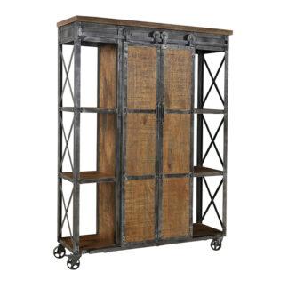 """Delano 73"""" High Industrial Cabinet"""