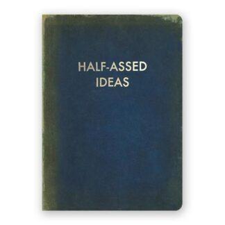 Half-Assed Ideas Journal- Medium