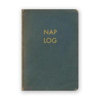 Nap Log Journal- Small