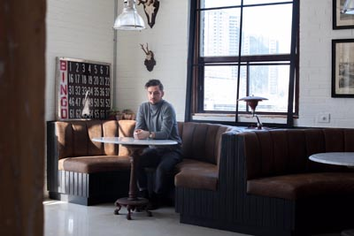 Matthew Gallagher – In the Spotlight