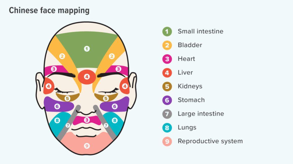 TCM acne nutrition hormone health