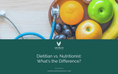 Dietitian vs. Nutritionists – What's the Difference?