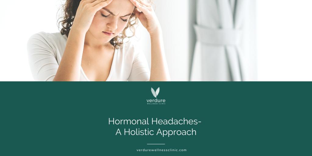 hormonal headaches blog post