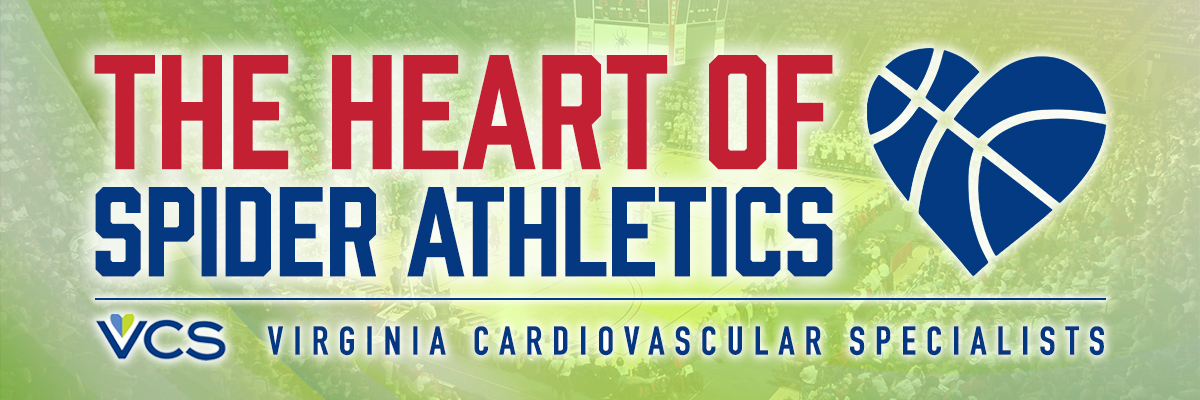 Virginia Cardiovascular Specialists - The Heart of Spider Athletics