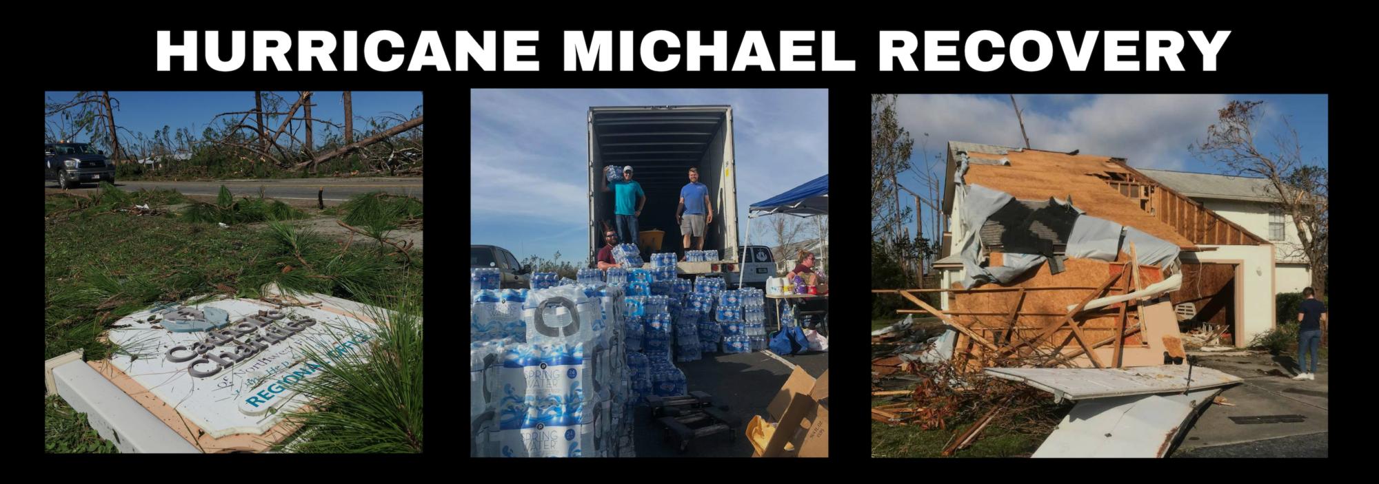 Website Banner_ Hurricane Michael