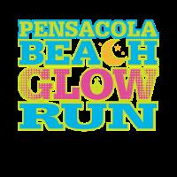 WEB Pensacola Beach Glow Run Logo Undated